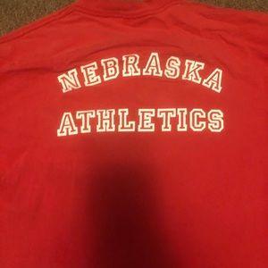 NCAA Tops - Vintage Nebraska tee medium